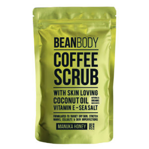 MANUKA HONEY COFFEE SCRUB