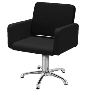 Class Series Salon Chair Blk