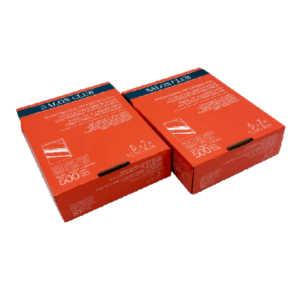 """Salon Club 500 SHEETS - 5"""" x 7"""" - Heavy Weight Foil, SMOOTH TEXTURE"""