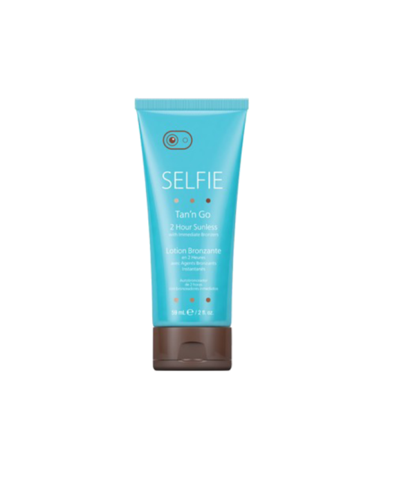 Selfie® Tan'n Go® 2 Hour Sunless with Immediate Bronzers 2oz